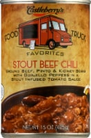 Castleberry's Food Truck Favorites Stout Beef Chili