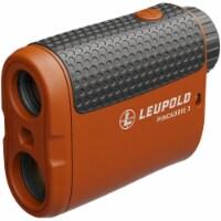 Leupold 181288 Leupold Golf PinCaddie3 Golf Rangefinding Monocular Orange - 1