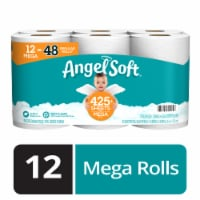 Angel Soft Septic and Sewer Safe Bath Tissue