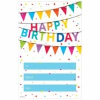 Creative Teaching Press CTP1313 Painted Happy Birthday Award