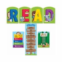 Creative Teaching Press CTP8536 Woodland Friend Read Bulletin Board - 1