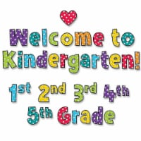 Welcome to… Mini Bulletin Board Set, 43 Pieces - 1