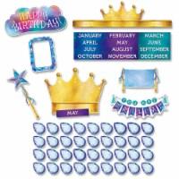 Creative Teaching Press CTP8603 Mystical Magical Happy Birthday Mini Bulletin Board Set