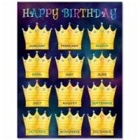 Mystical Magical Happy Birthday Chart - 1
