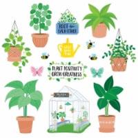 Positively Plants Plant Positive Bulletin Board Set - 1