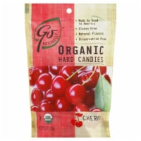 Go Naturally Organic Cherry Candies