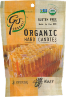 Go Naturally Organic Honey Hard Candies