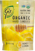 Go Naturally Organic Honey Lemon Hard Candies