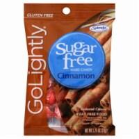 Go Lightly Sugar Free Cinnamon Hard Candy