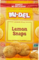 Mi-Del Lemon Snaps