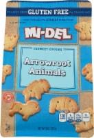 Mi-Del Gluten-Free Arrowroot Animal Cookies
