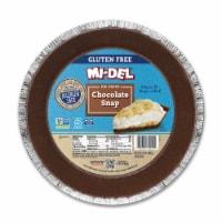 Midel Gluten Free 9-Inch Chocolate Pie Crust