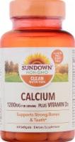 Sundown Naturals Calcium Plus Vitamin D3 Softgels
