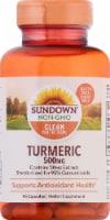 Sundown Naturals Turmeric 500 mg Capsules - 90 ct