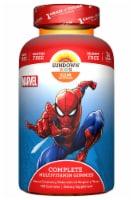 Sundown Kids Spiderman Complete Multivitamin Gummies