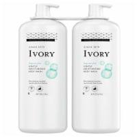 Ivory Gentle Moisturizing Fragrance-free Body Wash, 40 Ounce (Pack of 2) - 1 unit