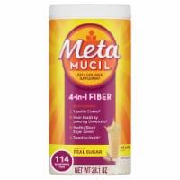 Metamucil COARSE Fiber Supplement