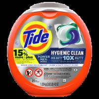 Tide Hygienic Clean Power Pods Original Laundry Detergent Pacs - 25 ct