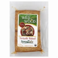 Wild Wood Organics Teriyaki Baked Sproutofu
