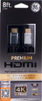 GE Ultra Pro HDMI Cable - Black