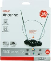 GE Indoor Antenna - Black