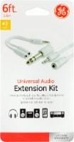 GE Universal Audio Extension Kit - White