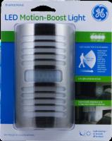 GE LED Motion-Boost Light - Brushed Nickel