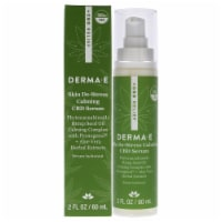 Skin De-Stress Calming CBD Serum by Derma-E for Unisex - 2 oz Serum