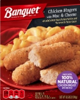 Banquet Chicken Fingers with Mac & Cheese