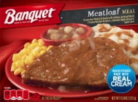 Banquet Meatloaf Frozen Meal
