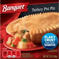 Banquet Turkey Pot Pie