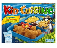 Kid Cuisine Bug Safari Chicken Breast Nuggets