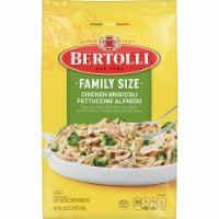 Bertolli Chicken Broccoli Fettuccine Alfredo Family Size