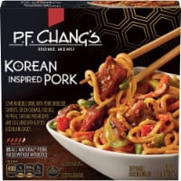 P.F. Chang's Home Menu Korean Inspired Pork Noodle Bowl