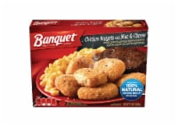 Banquet Chicken Nuggets with Mac & Cheese Meal