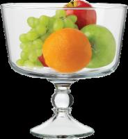 Libbey Selene Trifle Bowl - Clear