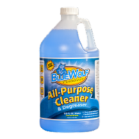 Blue Wolf All Purpose Cleaner and Degreaser - 1 gal