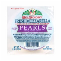 Bel Gioioso Fresh Mozzarella Pearls Cheese
