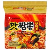 Nongshim Champong Noodle Soup - 18.32 Oz