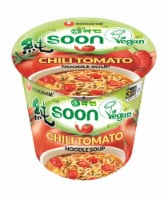 Nongshim Chili Tomato Soon Cup
