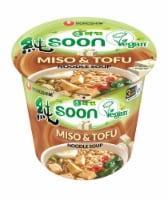 Nongshim Soon Miso & Tofu Noodles
