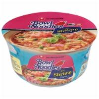 Nong Shim Spicy Shrimp Noodle Bowl