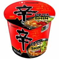 Nongshim Noodle Soup Shin Cup