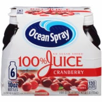 Ocean Spray No Sugar Added 100% Cranberry Juice