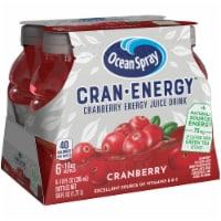 Ocean Spray Cran-Energy Cranberry Energy Juice Drink
