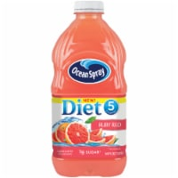 Ocean Spray Diet Ruby Red Grapefruit Juice Drink