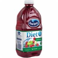 Ocean Spray Diet Cran-Apple Juice Drink