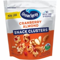 Ocean Spray Cranberry Almond Fruit Clusters