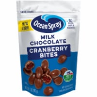 Ocean Spray Craisins Milk Chocolate Covered Sweetened Dried Cranberries