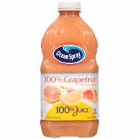 Ocean Spray No Sugar Added 100% Grapefruit Juice